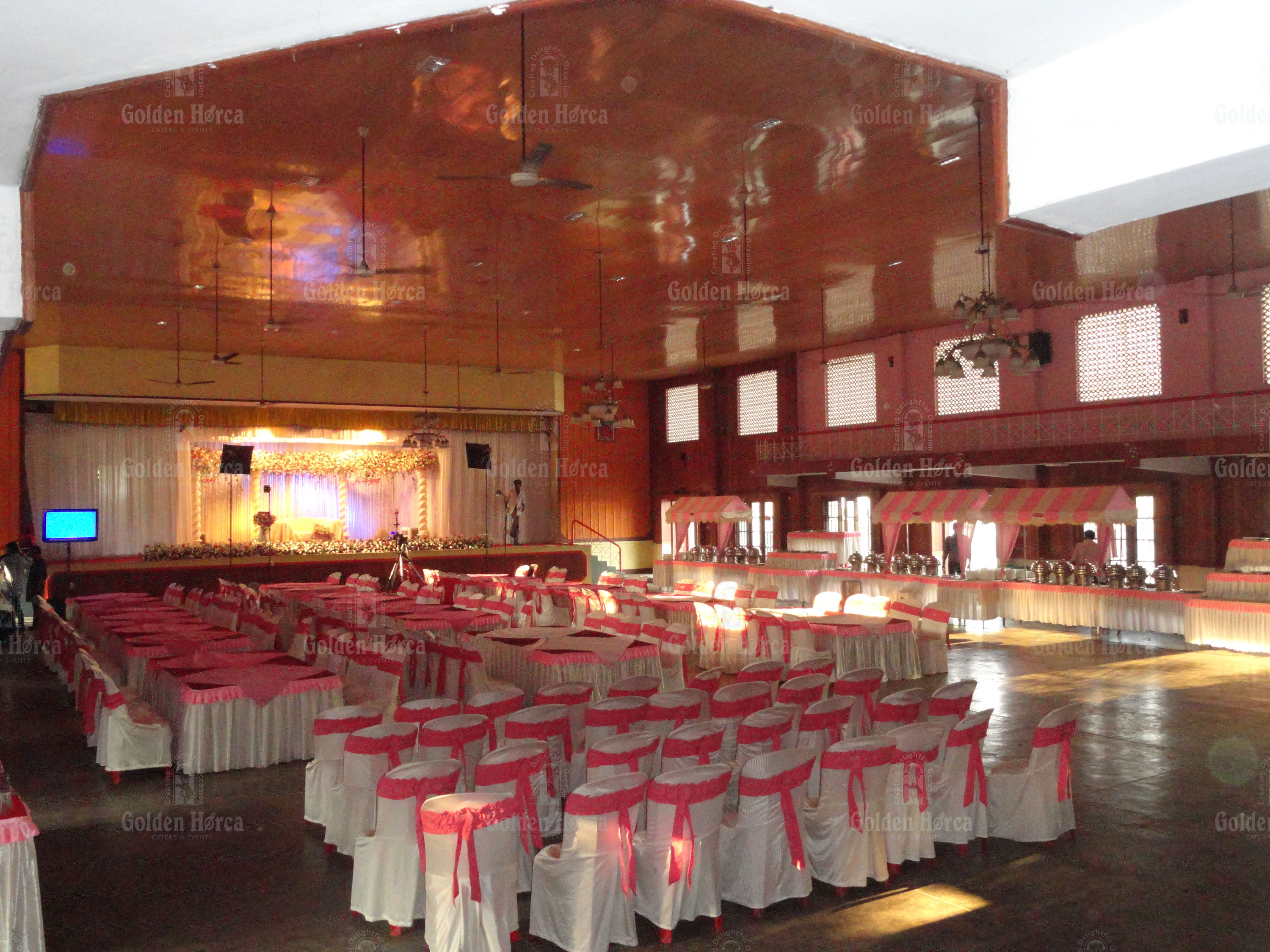Marriage party caterers in cochin