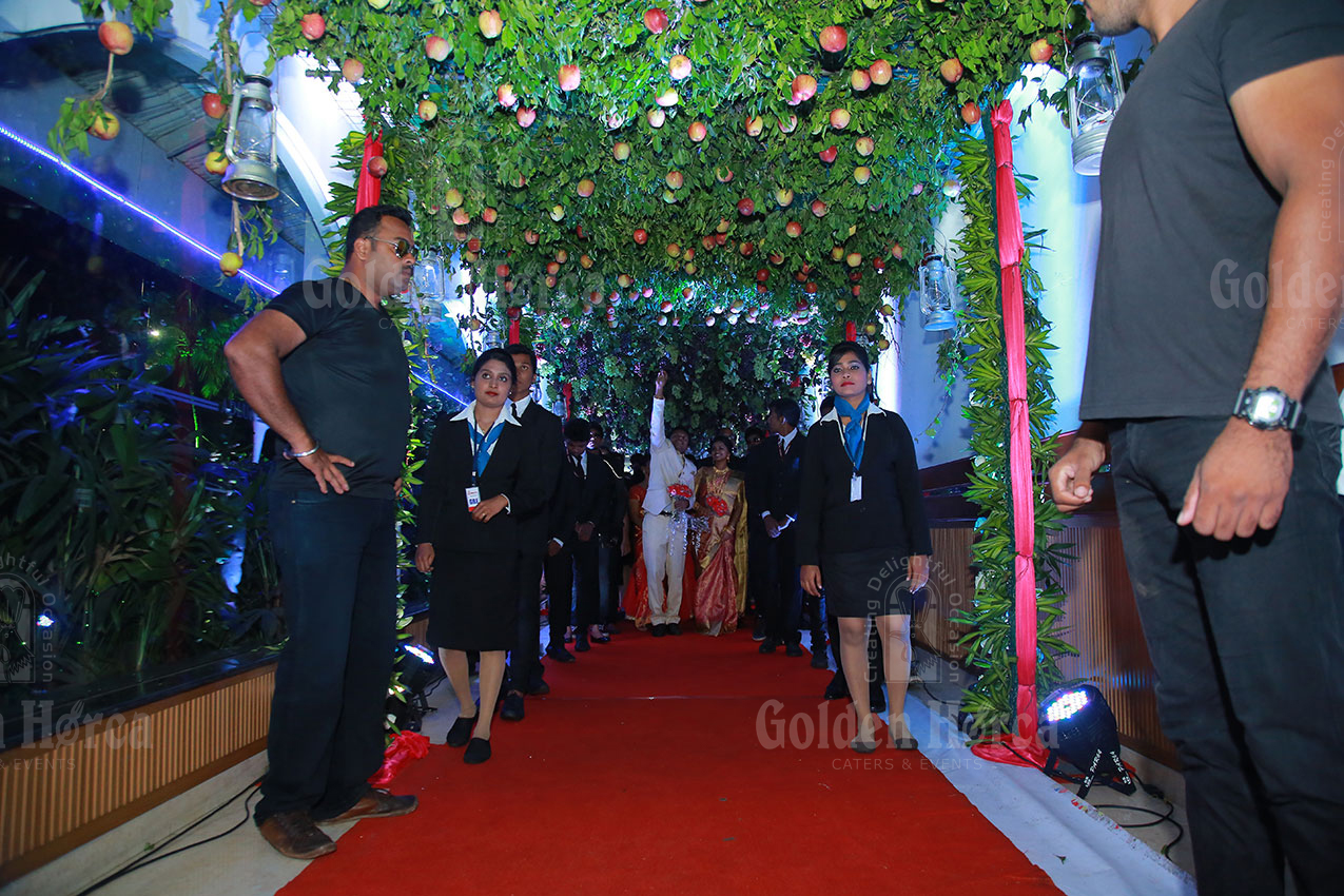 Christmas party caterers in kochi