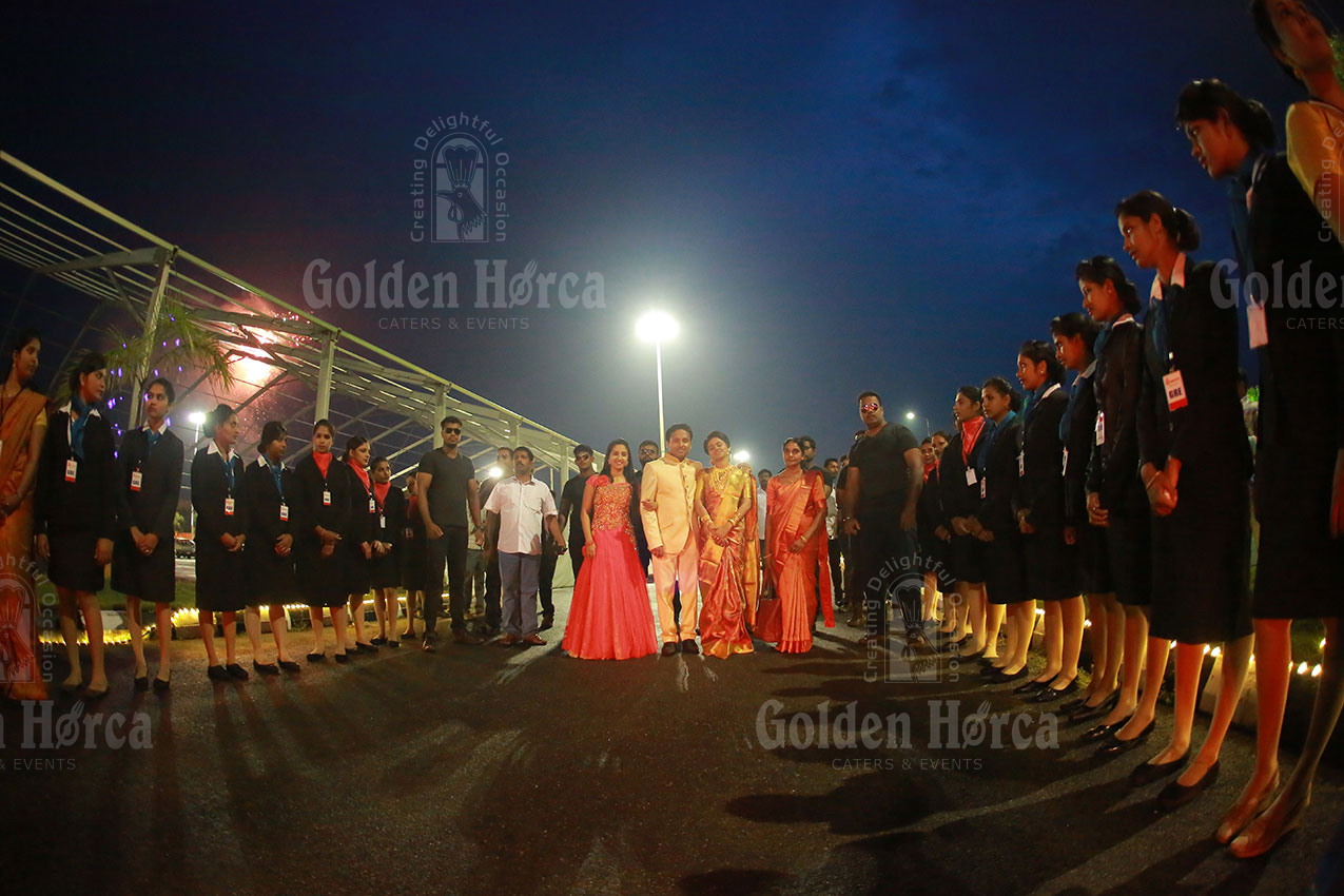 Betrothals party caterers in kochi