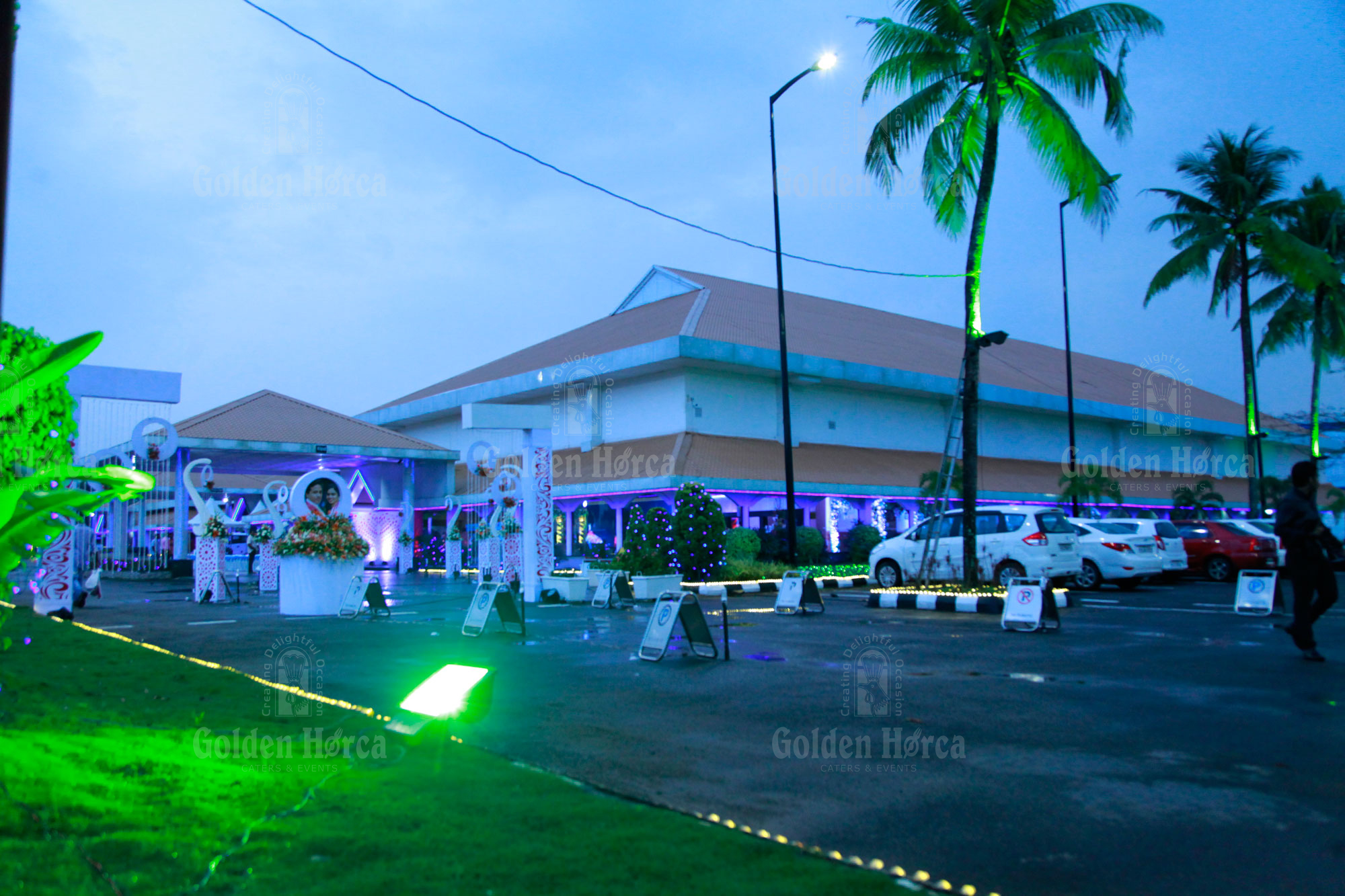 Stage decoration services kerala
